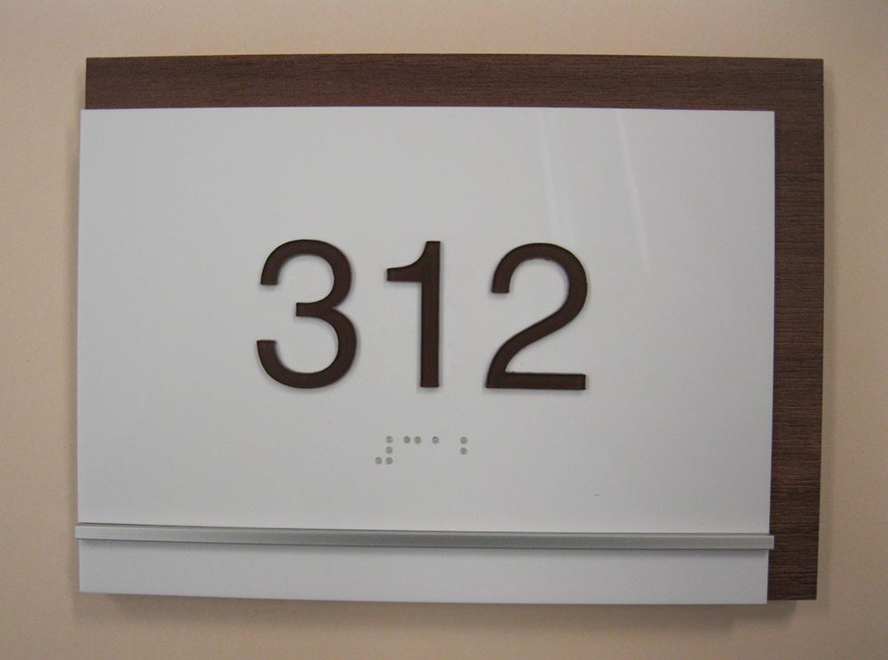 Hotels Pryor Architectural Signage Systems Inc